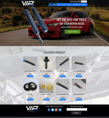 VIP PDR TOOLS PDR Tools
